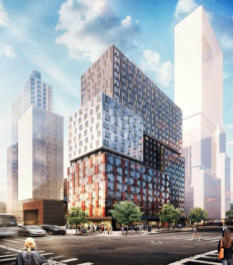 Park Pacific Apartments: Lottery For Affordable Apartments At 38 Sixth Avenue Opens